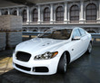 Luxury Sedan Car With Architec...