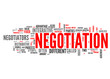 Negotiation (tag cloud)