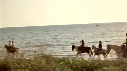 Escursione gruppo equestre