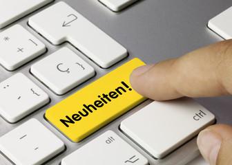 Neuheiten! Tastatur finger