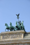 Berlin Brandenburger Tor Quadriga
