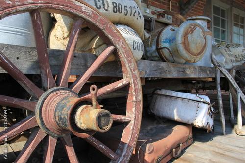 Planwagen (prairie schooner)