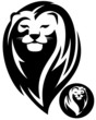 lion vector design