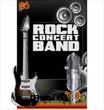 Fototapety Rock concert background