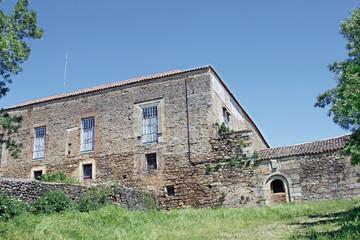 Palacio de Satofermoso, duques de Alba, Abadía, Cáceres, España