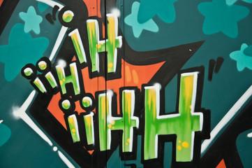 graffiti ihihihih