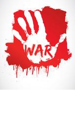 stop à la guerre - NO WAR
