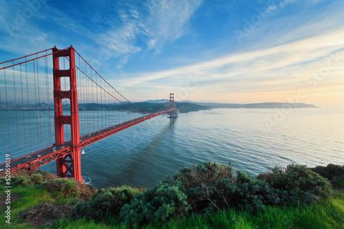 Poster Golden Gate Bridge