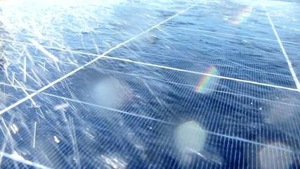 Pulizia pannelli fotovoltaici, punto di vista