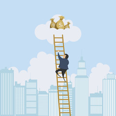 Scaling Ladder to the Money
