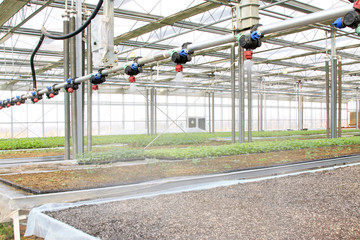 Intelligent spraying equipment
