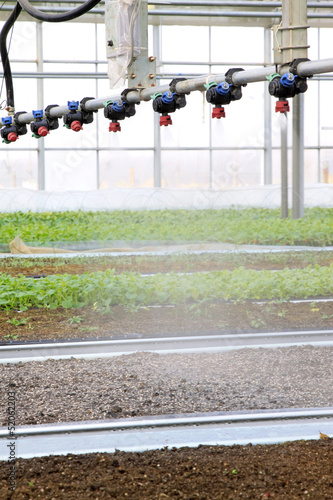 Intelligent spraying equipment