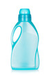 Plastic bottle of cleaning product