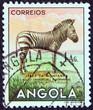 Постер, плакат: Zebra Angola 1953