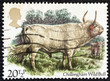 Chillingham Wild bull (United Kingdom 1984)