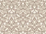 Vintage background, abstract seamless pattern