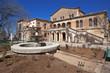 museum in Chersonese. Sevastopol. Crimea.