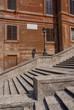 Roma, Trinità dei Monti, la scalinata