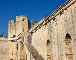 Medieval Walls in Aigues-Mortes