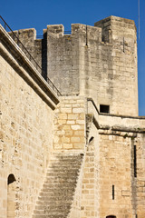 Tower in Aigues-Mortes
