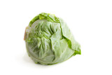 whole green cabbage