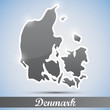 shiny icon in form of Denmark