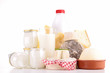 isolated composition of dairy products