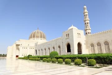 Sultan Qaboos Grand Mosque, Muscat (Oman)