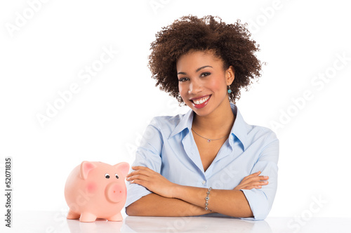Saving Money With Piggybank