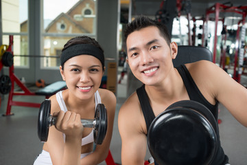 Dumbbell couple
