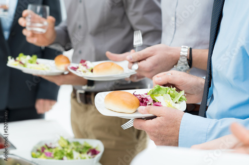 Business Lunch Detail