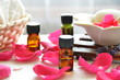 essential oil for aromatherapy treatment