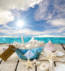 Auszeit: Sommerurlaub am Meer