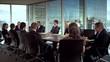 совещание в офисе