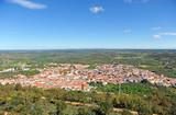Alcuéscar, pueblo de Extremadura poster