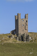 Dunstanburgh Castle Tower