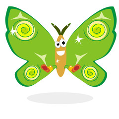 farfalla vector