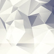 triangular style paper abstract background
