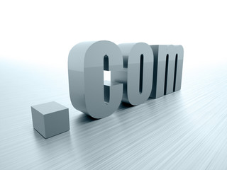 COM Domain rendered
