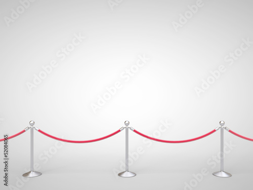 stanchions barrier