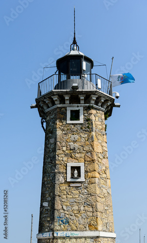 Faro sul lago di Garda - Lighthouse