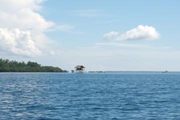 Playa de Palawan. Filipinas