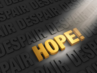 Finding Hope In Despair