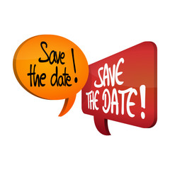 sprechblasen v3 save the date! I