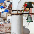 Santorini. religion and traditions. Greece