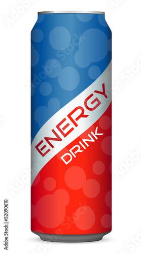 Dose Aluminium *** ENERGY DRINK - 52090610