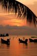 Fototapeten,sonnenuntergänge,thai,reisen,hintergrund