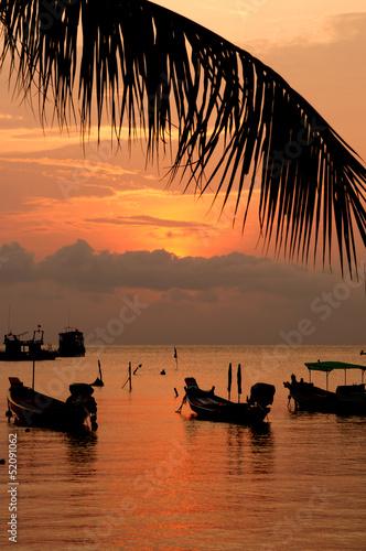 Fototapeten,sonnenuntergänge,thailand,reisen,hintergrund