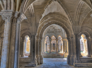 medieval cloister