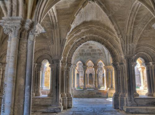 medieval cloister